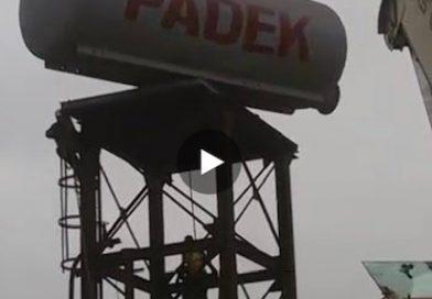 Un nouveau réservoir à la cité Tumba
